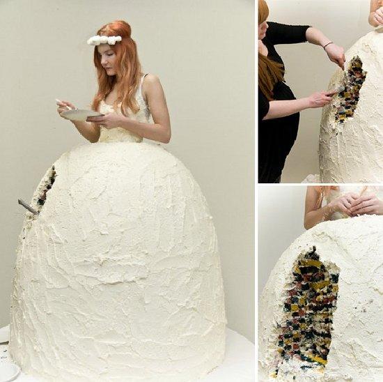 La tarta soy yo